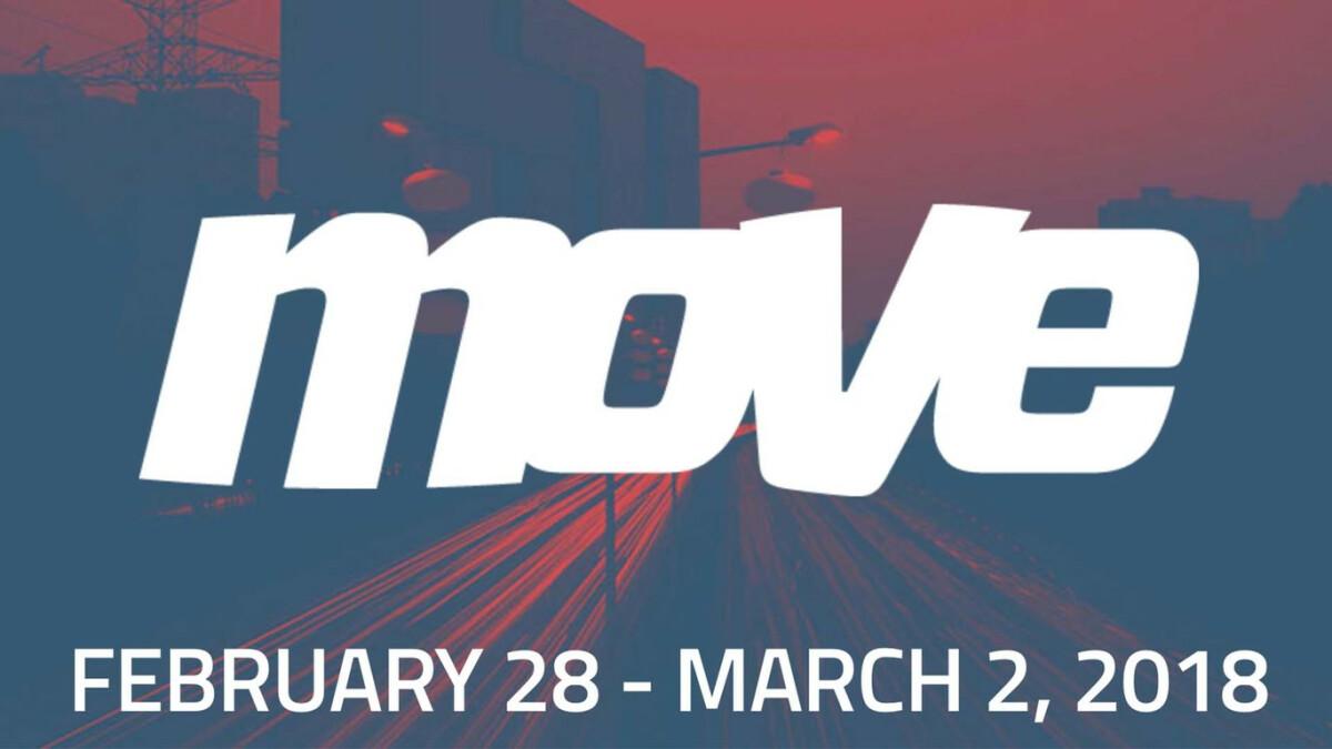 Move Conference 2018
