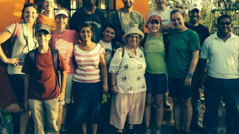 56 Salvations in Nicaragua