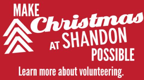 Help bring Christmas to Shandon!