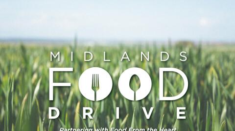 This Weekend: Midlands Food Drive