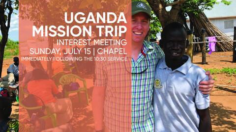 Uganda Misson Trip